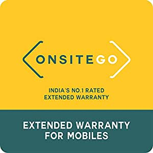 OnsiteGo 1 Year  Extended warranty for Mobiles (Rs. 30,001 to 40,000)