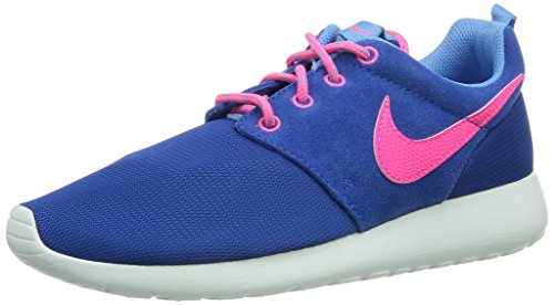 Nike Rosherun GS Scarpe Sportive, Ragazzo Blu (Blau (blau))