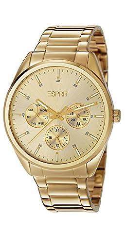 Esprit Damen-Armbanduhr Woman ES106262009 Analog Quarz (Esprit Schmuck Outlet)