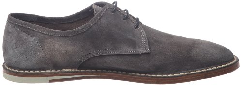 Elia Maurizi 7205 Softy Delave, Chaussures basses homme Anthracite