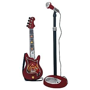 CLAUDIO REIG- Guitarra y Micro (810)