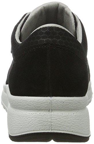 Legero Marina, Sneaker Basse Donna nero (nero)