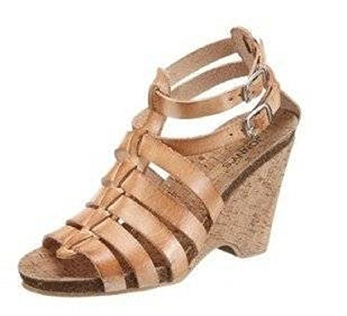 Jonny's Sandalette, Sandali donna Beige (Crema)