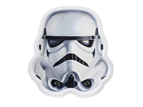 Home Star Wars Teller Dekor imperialen Soldaten, Melamin, mehrfarbig, 25x 20x (Wars Star Home)
