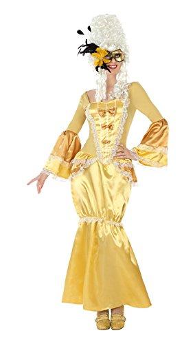 Französische Kurtisane Kostüm - ATOSA 17203 - Kurtisane, Damenkostüm, Größe