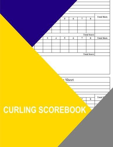 Curling Scorebook por Thor Wisteria