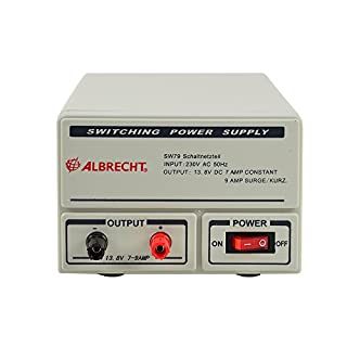 Albrecht 47520 Power Supply