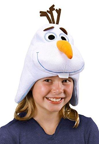 Mütze Kostüm Olaf - Frozen Disney Olaf Laplander Child Costume Knit Hat