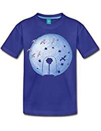 Spreadshirt Little Prince Rose Under Cover and Earth Teenage Premium T-Shirt