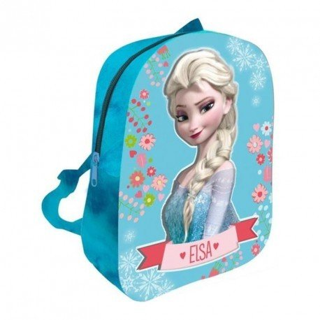 Mochila Frozen Disney Elsa 3D