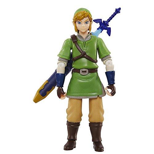 Nintendo-Figur-10cm-W2-Link-mit-Accy