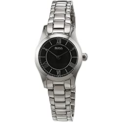 Hugo Boss Women's Quartz Watch Analogue Display and Stainless Steel Strap 1502376
