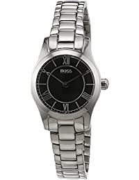 Hugo Boss Damen-Armbanduhr Analog Quarz Edelstahl 1502376