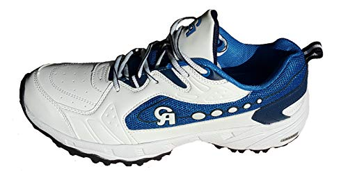 CA Sprint Blue Cricket Shoes (EU-Size 43)