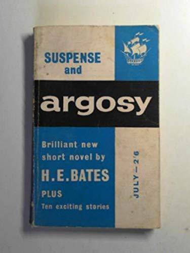 Suspense and Argosy, vol. XXII (22), no. 7, July1961
