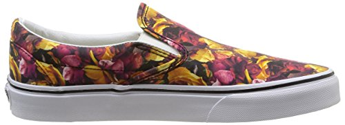 Vans U Classic Slip-On Digi Floral, Baskets Basses Mixte Adulte Multicolore (Digi Floral/Multi/True White)