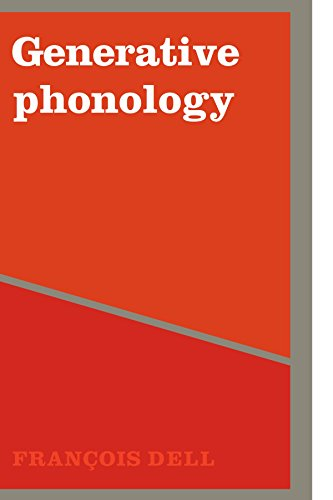 Generative Phonology and French Phonology PDF Books