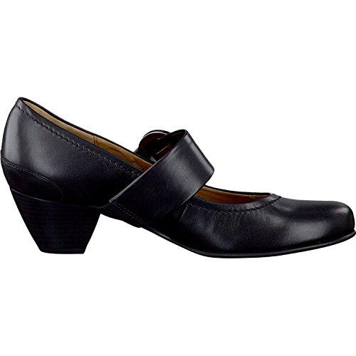 Gabor - Sandales Compensées Pour Femmes Black