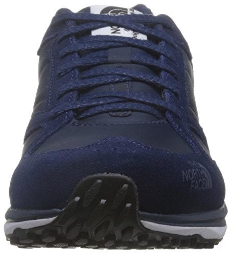 The North Face  Traverse Tr Nylon,  Scarponcini da camminata ed escursionismo uomo Blu