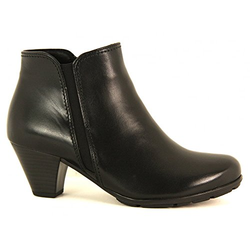 Gabor Damen Basic Stiefel Black