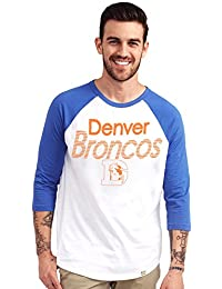 Junk Food Boys Denver Broncos All American Raglan Men's