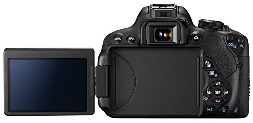 Canon EOS 700D + Objetivo 18-55