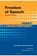 Freedom of Speech (Point/Counterpoint) by Alan Allport (2011-05-02) Library Binding