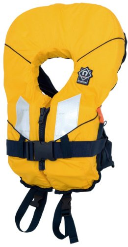 Crewsaver Spiral (Baby) Lifejacket 100N Fully Approved to EN395 for Sailing, Canoe or Kayak in sheltered coastal waters lakes and rivers by Soles Up Front