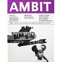 Ambit Magazine 21