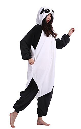 Imagen de wamvp adulto animal pyjamas kigurumi unisexo traje disfraz onesie halloween panda l alternativa