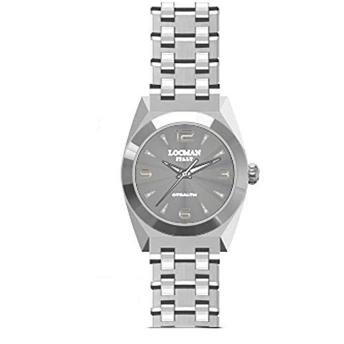 Reloj Solo Tiempo Mujer Locman Nstea clásico cód. 0804A07A-00GYNKB0