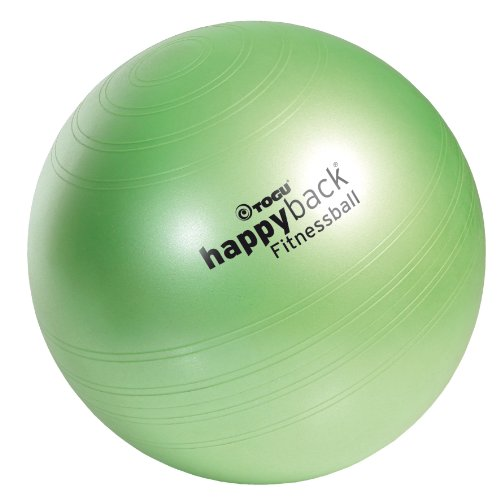 Togu Happyback Fitness – Exercise Balls & Accessories