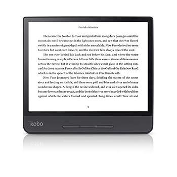 Kobo Rakuten Forma e-book reader Touchscreen 8 GB Wi-Fi Black - Rakuten Forma, 20.3 cm (8