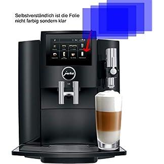 4X-Crystal-Clear-klar-Schutzfolie-fr-Jura-S80-15204-Kaffeevollautomat-Displayschutzfolie-Bildschirmschutzfolie-Schutzhlle-Displayschutz-Displayfolie-Folie