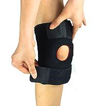 Supporto per ginocchio, Piede regolabile con velcro