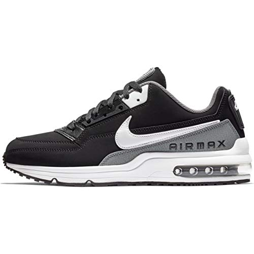 Nike Air Max Ltd 3, Chaussures de Trail Homme, Multicolore (Black/White-Cool Grey 001), 43 EU