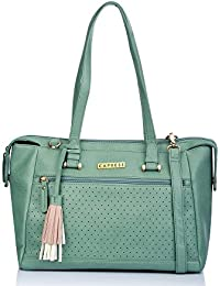 Caprese Dalena Women's Satchel (Blue)
