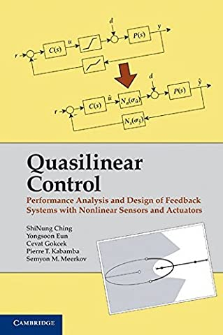 Quasilinear Control: Performance Analysis and Design of Feedback Systems with
