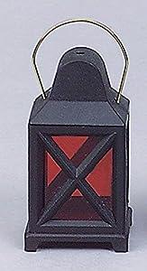 Kahlert 20.606 luz - Muñeca Mini Accesorios - Linterna de plástico, Altura 45 mm