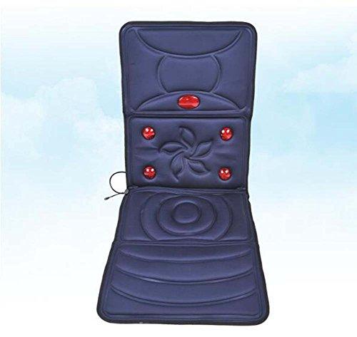 Stuhl Heizung Massage Kissen (Nlne Elektrische Massage Multifunktionale Vibration Heizung Massage Decke Home Massage Ausrüstung Stuhl Kissen)