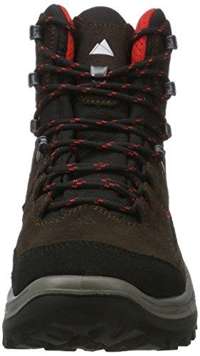 Dachstein Rax Mc Dds, Scarpe da Arrampicata Alta Uomo, Dark Brown/Fire, Taglia Unica Marrone (Dark Brown/fire)