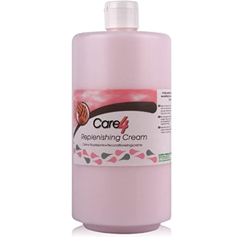 Care 4. Cosmetic Grade After Work Replenishing Hand Cream. Recondition your skin after work. 1 Litre - Comes With TCH Anti-Bacterial Pen!