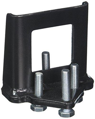 5,1cm Anhängerkupplung Empfänger Tube Stabilisator Rückseite besten Sperren Halsband (Sperren Receiver)