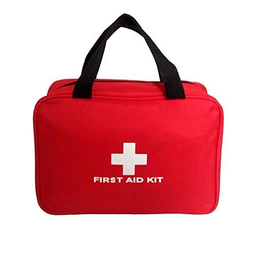 Erste Hilfe Set, BeGreat 100-teilig Erste-Hilfe-Kit Verbandtasche mit Notfall-Folie Decke, CPR Gesichtsmaske für Haus, Fahrzeug, Reise, Büro, Kinderbetreuung, Survival & Outdoor (Kinder-reise-erste-hilfe-kit)
