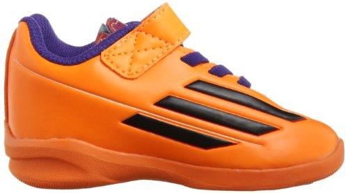 adidas F50 Adizero El I, chaussures premiers pas mixte bébé Orange - Orange (Solar Zest/Black 1/Running White FTW)