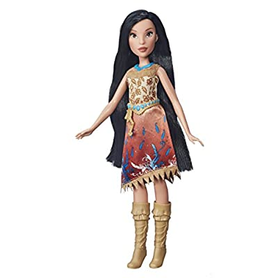 Disney Princess Dolls Age 3 to 16 (Choose From 8 Princess Dolls)