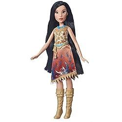 Muñeca Pocahontas
