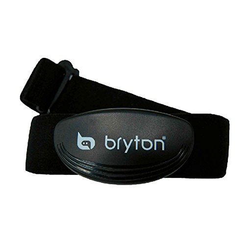 Bryton Fc5611 Fascia Cardio Ant+, Nero, Taglia (Fitness Trainer Heart Rate Monitor)