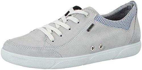 ara Damen Sanibel-Surround Sneakers Grau (Cloud,silber)