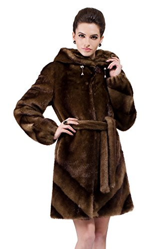adelaqueen-womens-brown-mink-diagnoal-faux-fur-coat-with-hood-and-puffy-sleeve-size-s